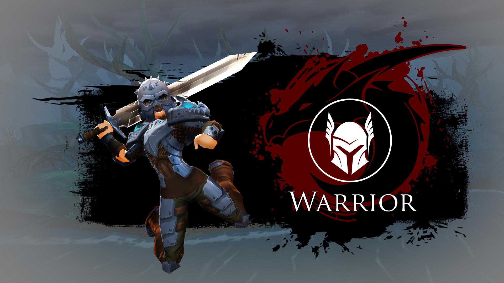 warrior adventure quest 3d cross platform mmorpg