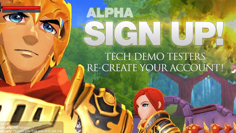 Sign Up for AdventureQuest 3D