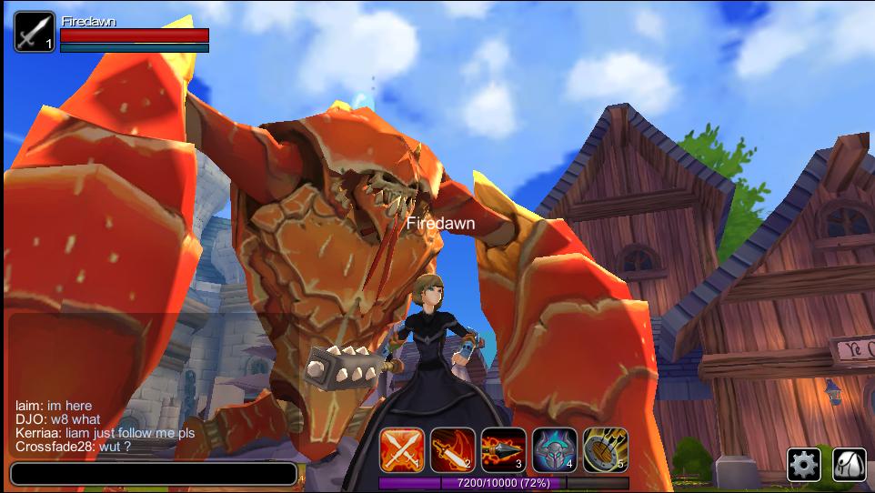 About - Adventure Quest 3D, Cross Platform MMORPG