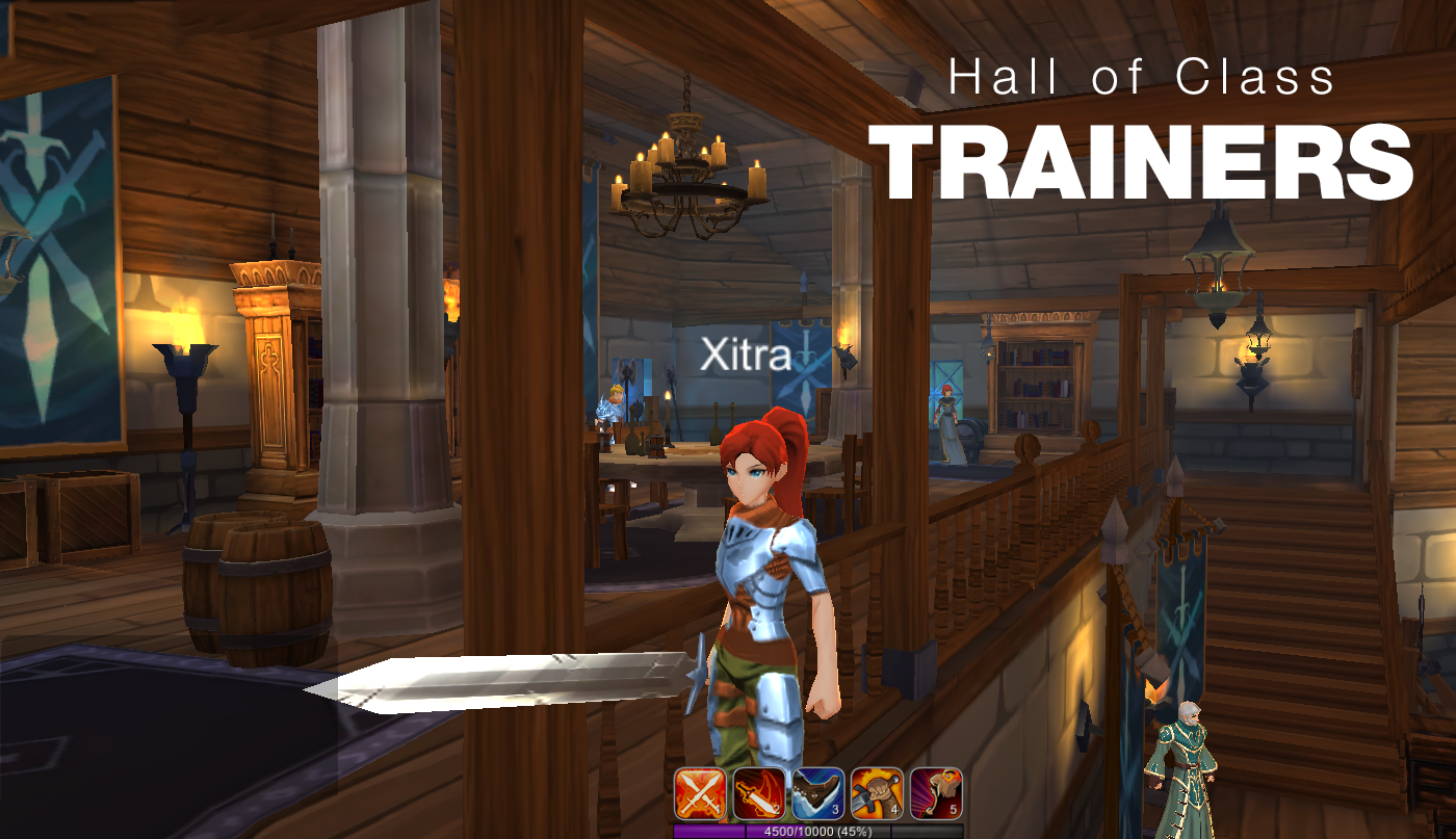 AQ3D= Design Notes October 6th, 2015 - Hall of Class Trainers