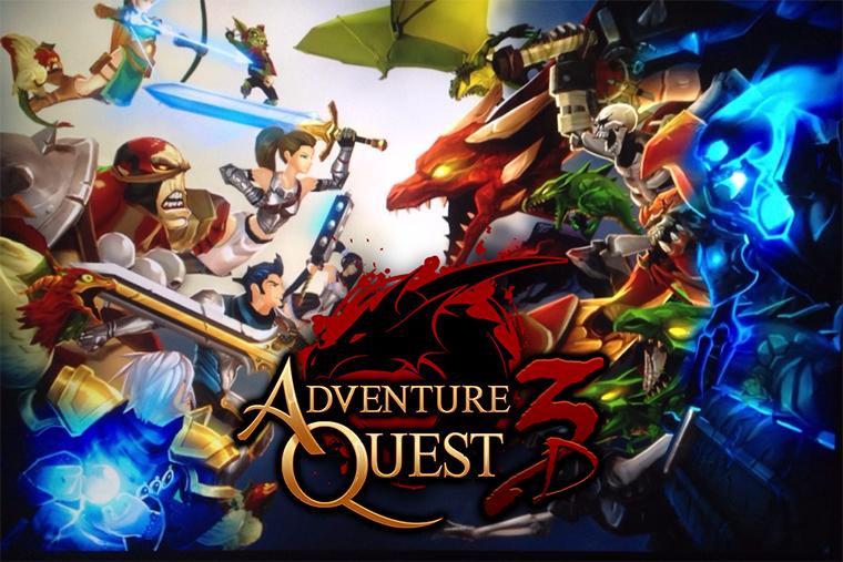 AQ3D KickStarter Starts Friday! - Adventure Quest 3D, Cross Platform MMORPG