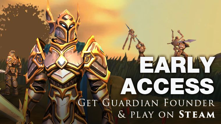 AdventureQuest 3D Early Access