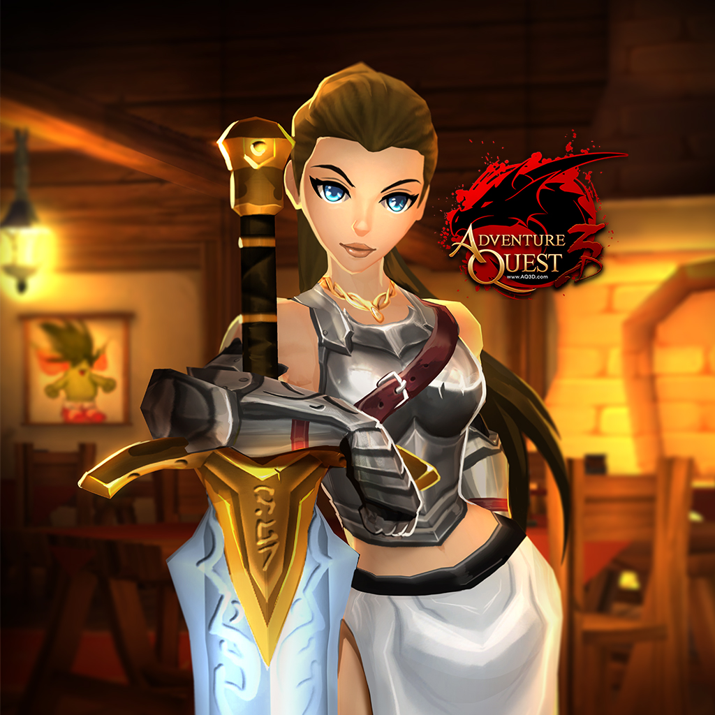 Adventure Quest 3D, Cross Platform MMORPG