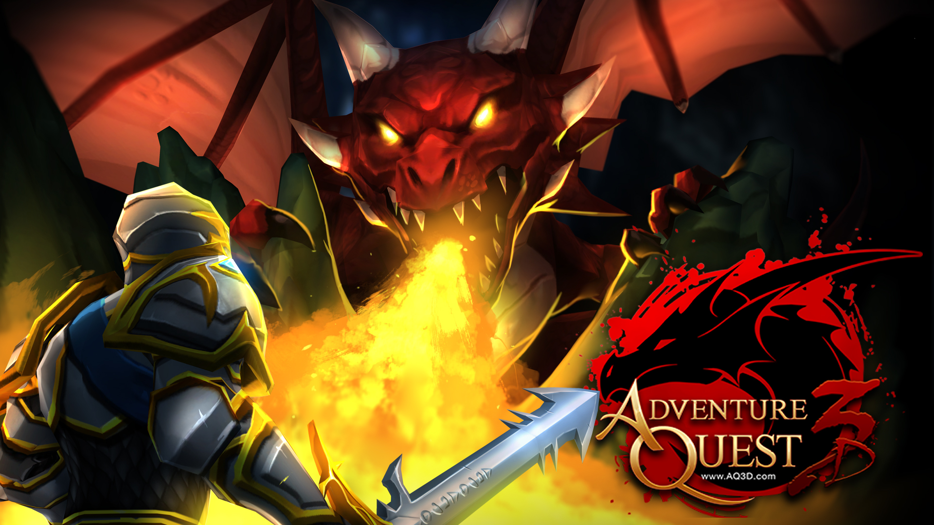 adventure quest 3d | wallpapers
