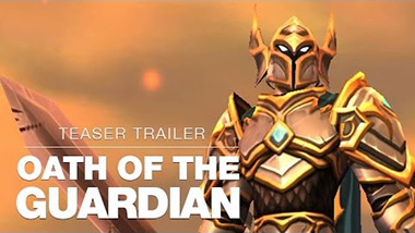 Oath of the Guardian Teaser