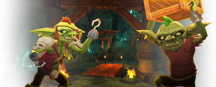 Adventure Quest 3D - OPEN BETA/Early Acces (PC/Android/iOS