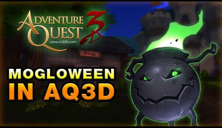 Mogloween in AQ3D - Adventure Quest 3D, Cross Platform MMORPG
