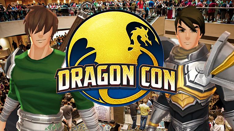 AQ3D Cysero Artix Dragoncon