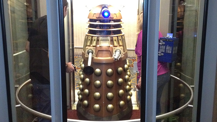 AQ3D Dalek