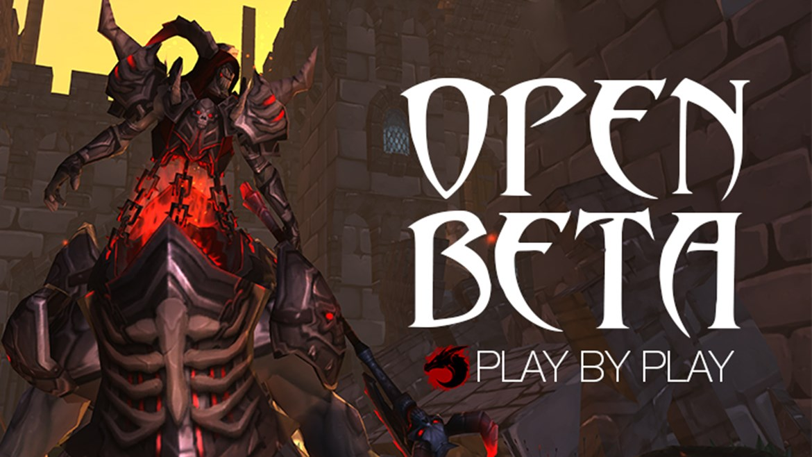 Open Beta - Play by Play! - Adventure Quest 3D, Cross