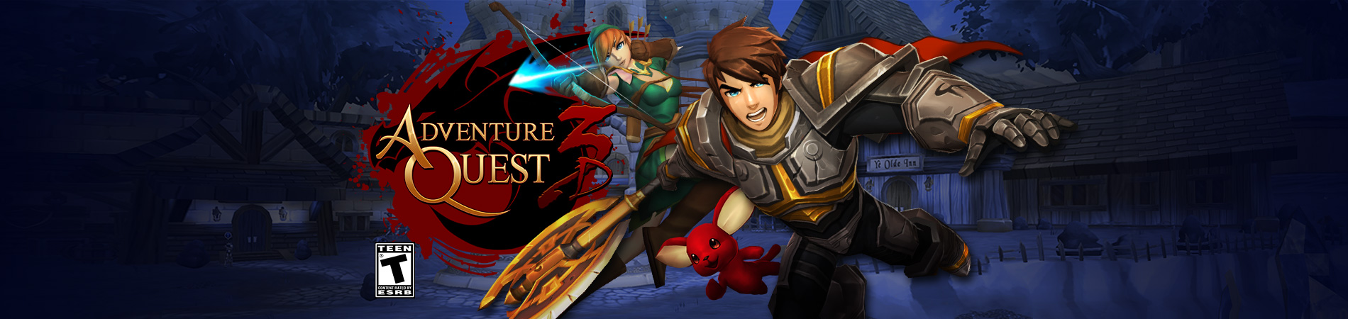 Adventure Quest 3D, Cross-Platform MMORPG - Play on Android