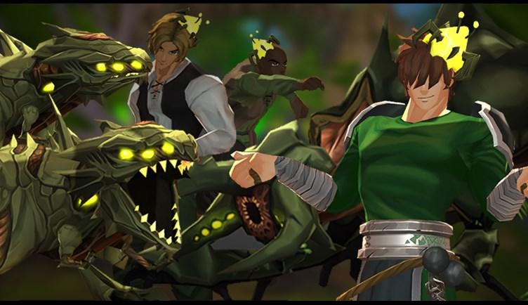 Barrow Drop - Adventure Quest 3D, Cross Platform MMORPG