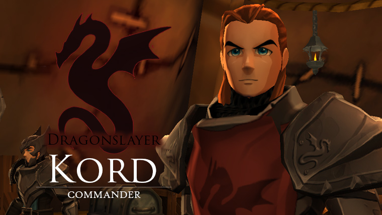 DragonSlayer Kord