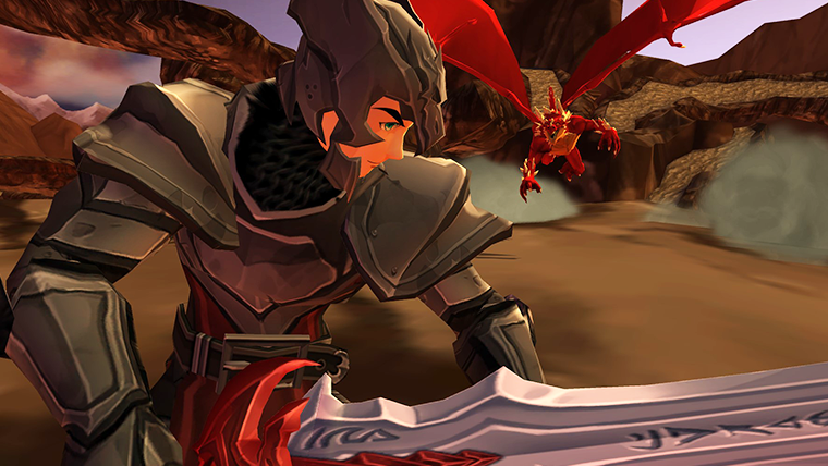 AQ3D Final Battle