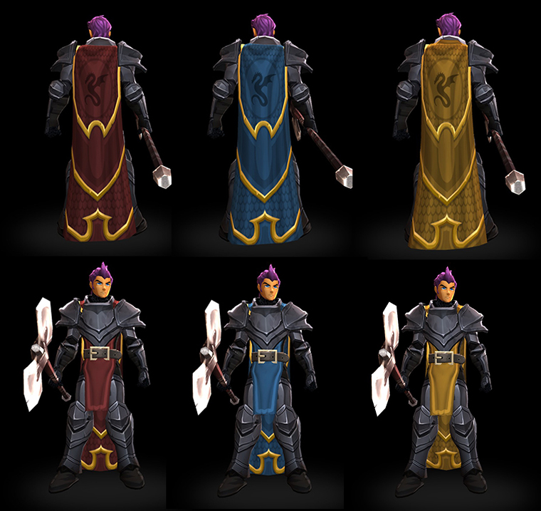 AQ3D DragonSlayer Tabards