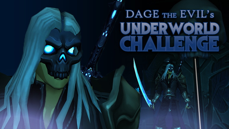 Dage the Evil's UnderWorld Challenge