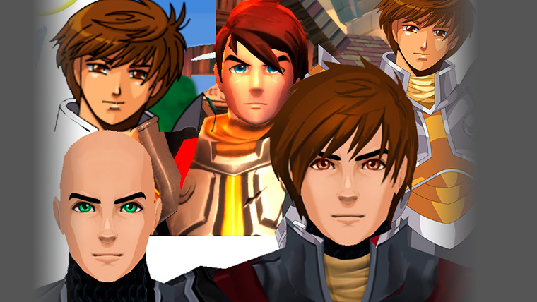 Artix 3D Faces