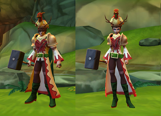 AQ3D Mother Hen Drops