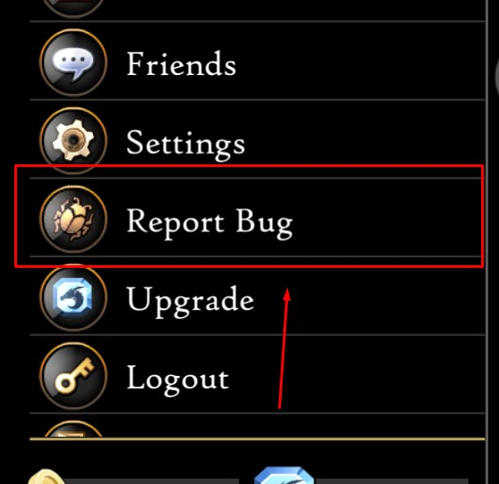 AQ3D report a bug