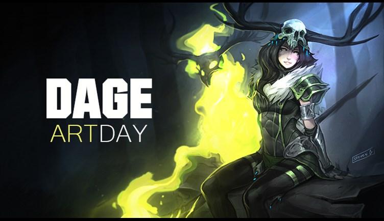 DAGE // Art Day - Adventure Quest 3D, Cross Platform MMORPG
