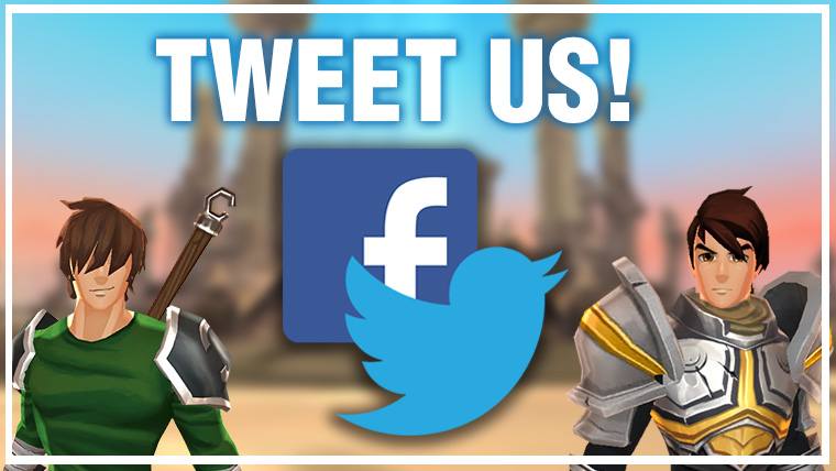 AQ3D Tweet Us