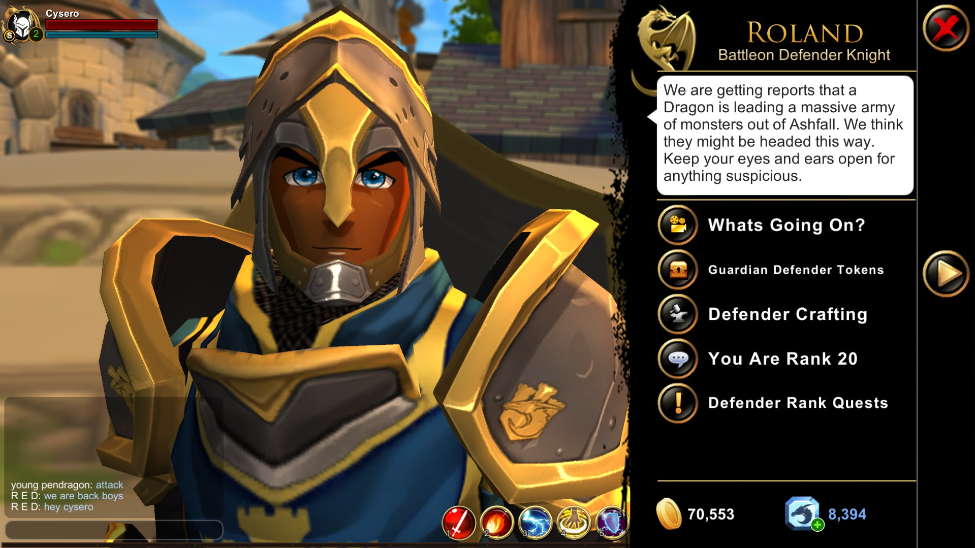AQ3D Design Notes/News/Patch Notes | Page 2 | MMORPG and