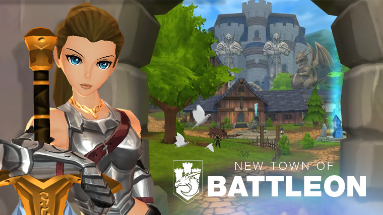 New Town of Battleon
