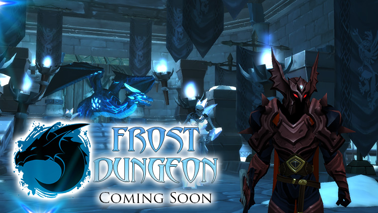 Frost Dungeon coming