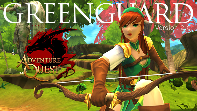Greenguard Forest is LIVE!