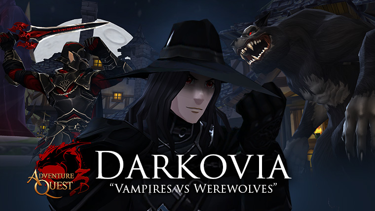 Darkovia is LIVE!