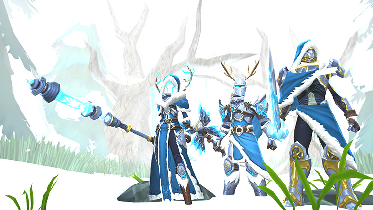 AQ3D Frostlorn Boss Raid | MMORPG and Online Game Forums