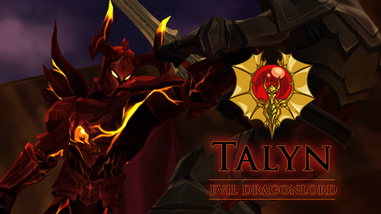 Talyn the Evil DragonLord
