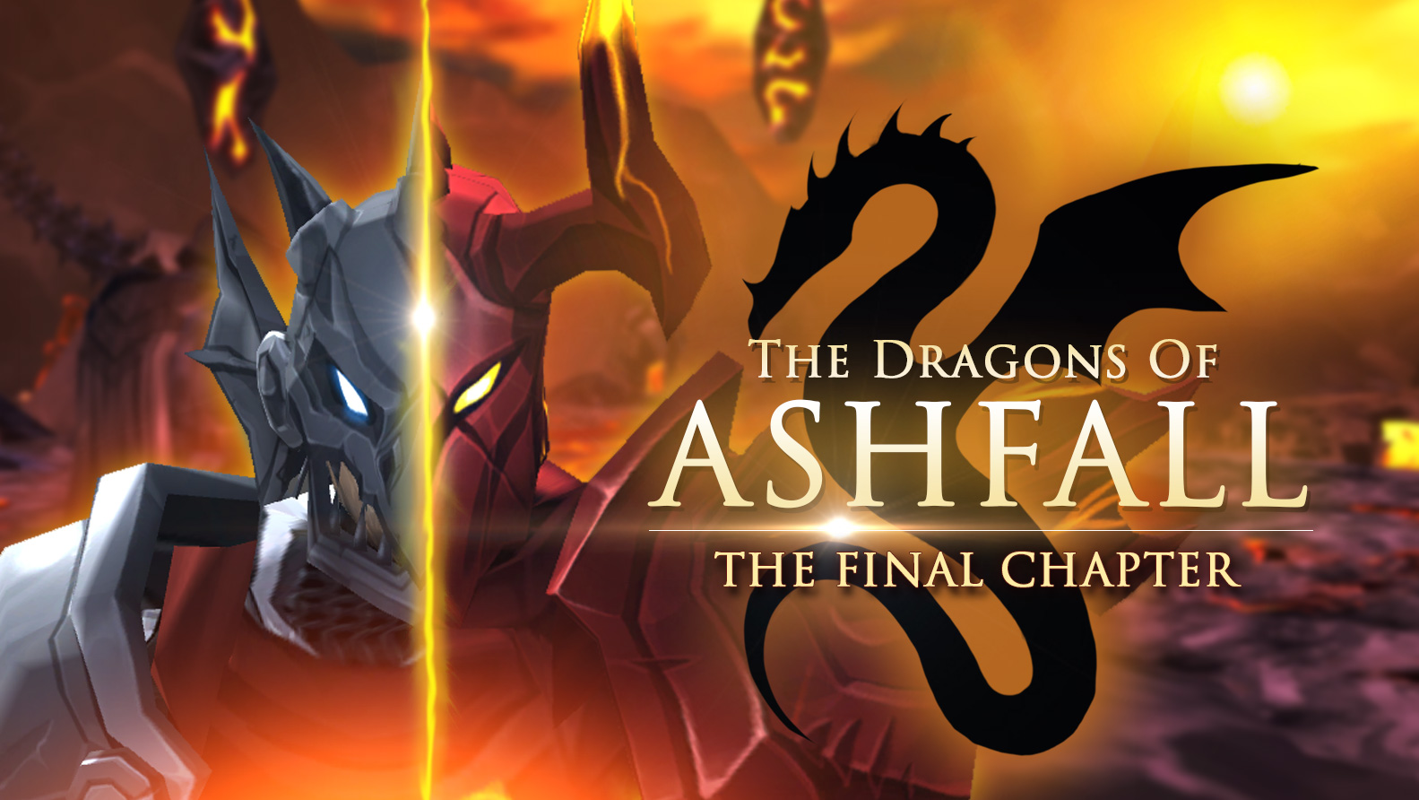 The Dragons of Ashfall: The Final Chapter