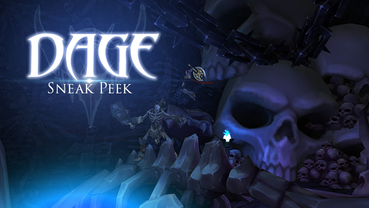 Dage the Evil - Sneak Peak