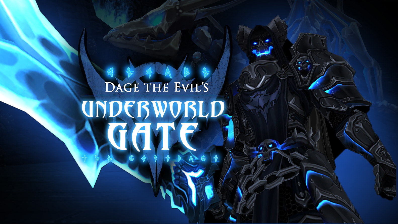 Dage's Underworld is LIVE!