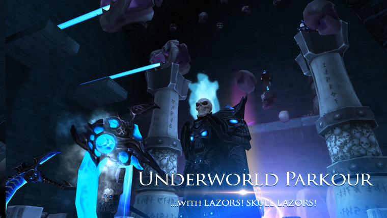 UnderWorld Parkour