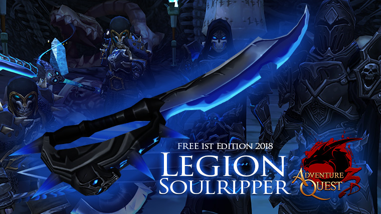 Legion Soul Ripper - Free until friday!
