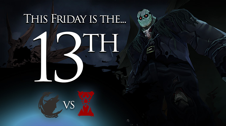 This Friday... is the 13th!