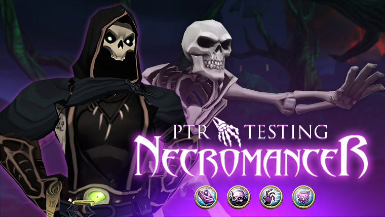 Necromancer Testing on PTR