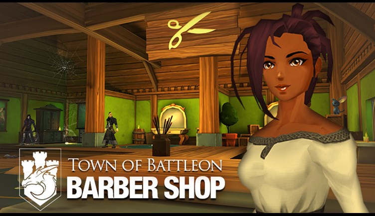 Battleon Barbershop