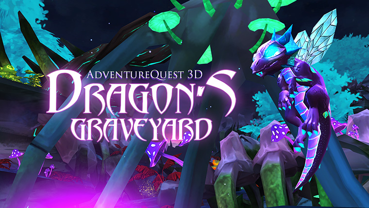 Preview of Dragon's Graveyard