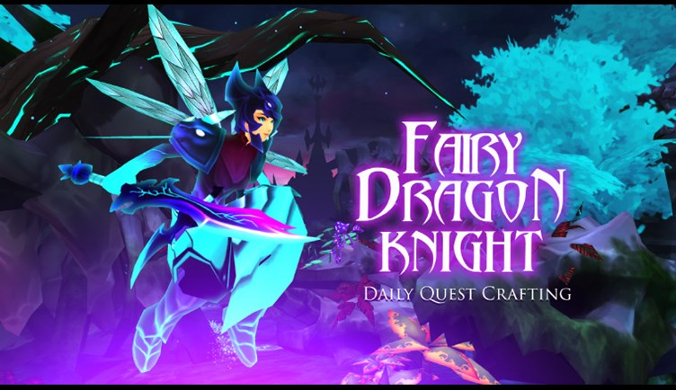 Fairy Dragon Knight