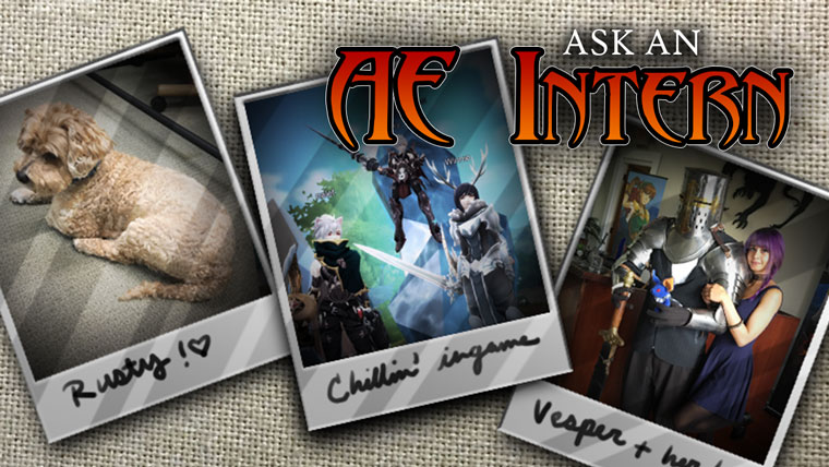 Ask An AE Intern!