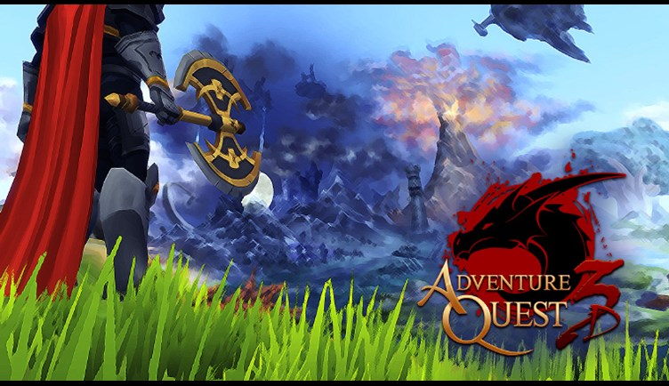 New Intro for AdventureQuest 3D