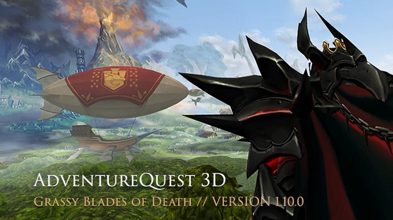 New AdventureQuest 3D version is live! - Adventure Quest 3D