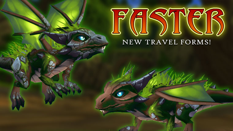 AQ3D Faster Travel Forms