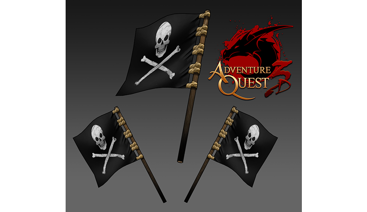 AQ3D Jolly Roger