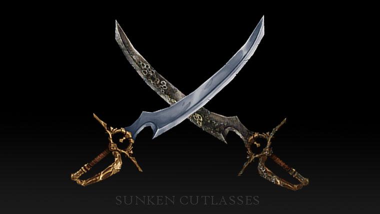 AQ3D Sunken Cutlasses
