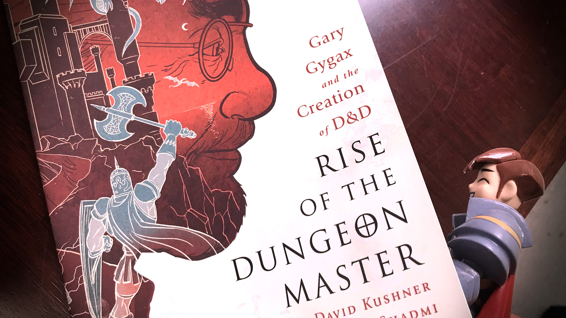 Gary Gynax Rise of the Dungeon Master
