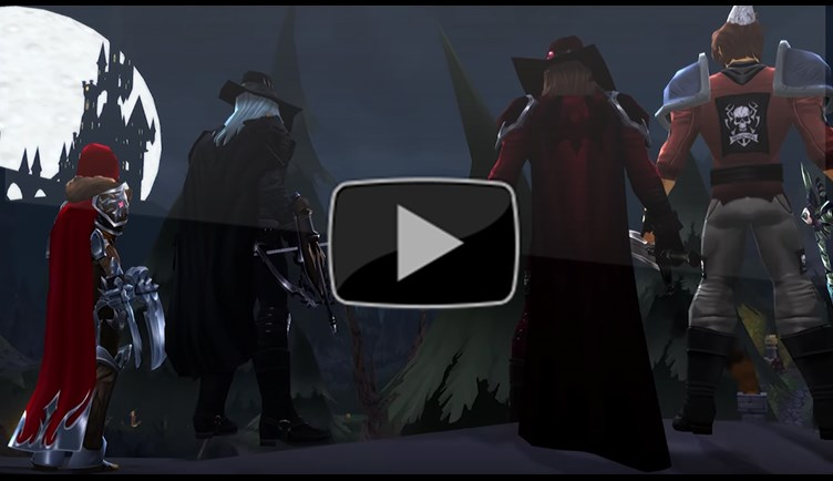 AdventureQuest 3D Darkovia Trailer